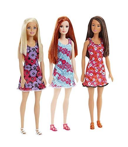 - Barbie & Friends Floral Dress Fashion 12