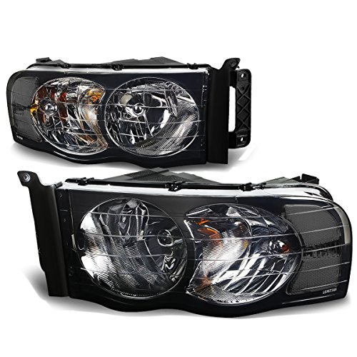 02 dodge ram 1500 headlights - 7