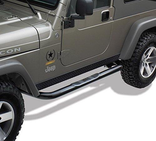 97 jeep wrangler nerf bars - 8