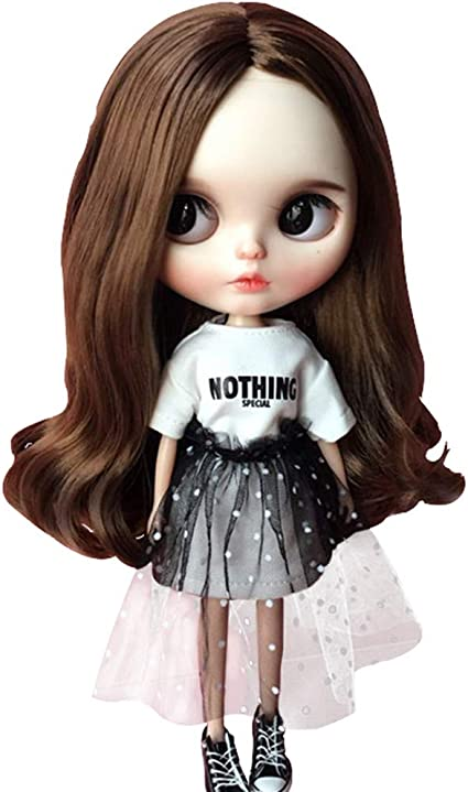 1set casual t-shirt+pants dolls clothes outfit for  dolls accessory TO