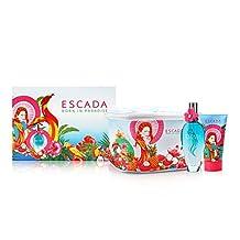 Escada Born in Paradise Fragrance Set, 3 Count, W-GS-3748