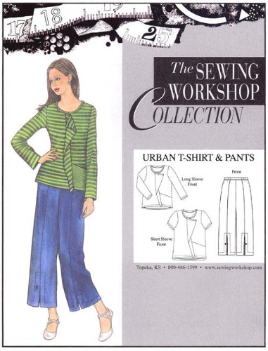 Amazon Patterns Sewing Workshop Collection Urban T Shirt