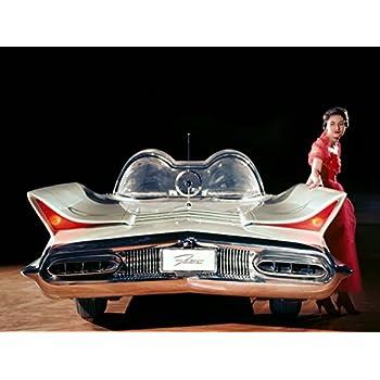Amazon Com 1955 Lincoln Futura Concept Car 13 X 19 Photo Print