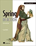 img - for Spring in Action book / textbook / text book
