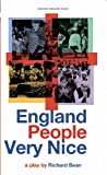 England People Very Nice (Oberon Modern Plays) by Richard Bean front cover
