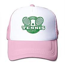 Men's Vintage Tennis Mesh Back Baseball Caps