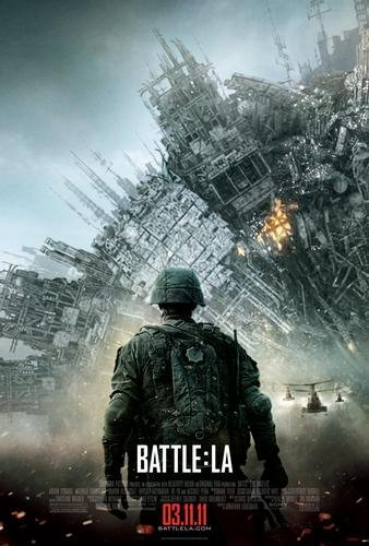 Battle Los Angeles Poster #03 -