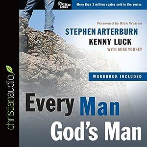 Every Man, God's Man Audiobook