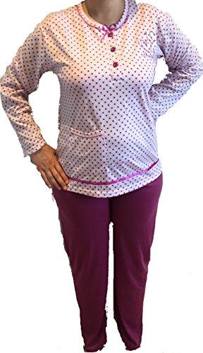 kiki - Pijama - para mujer morado