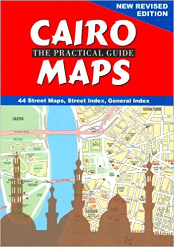 9789774164057: cairo maps abebooks lesley kitchen lababidi.