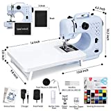 Magicfly Portable Sewing Machine, 12 Built-in