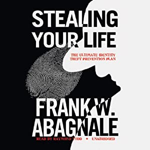 Stealing Your Life Audiobook