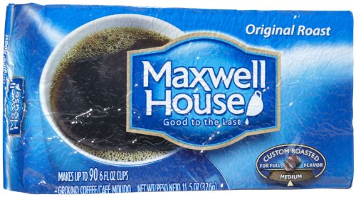 Maxwell House Original Ground Coffee, 11.5 oz