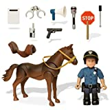 : Mounted Patrol Playset