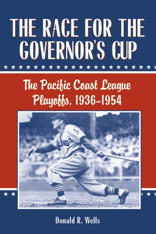 The Race for the Governor's Cup: The Pacific Coast for sale  Delivered anywhere in USA