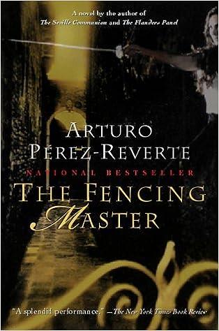 Book The Fencing Master: A Novel
