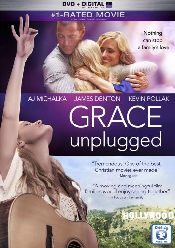 Grace Unplugged (Ultraviolet Digital Copy, Widescreen, AC-3, Dolby, Subtitled)