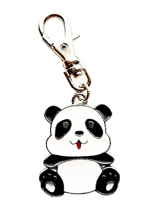 Amazon.com: Oso panda joyas encanto para Mascota Perro Gato ...