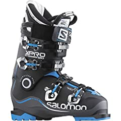 Salomon X Pro 120 Ski Boots - 2016 Salomon Men's On-Piste Ski Boots The 2016 Salomon X Pro 120 ski boot offers Twinframe technology adapted for instant fit and all-day comfort, X-Pro's revolutionary3D liner design eliminates pressure points a...