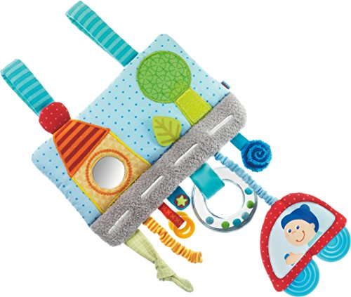 HABA Play Wrap Happy Trails Activity Playwrap for Ages Birth and Up