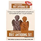 Triangle Coatings Sophisticated Finishes Rust Antiquing Set antiquing set