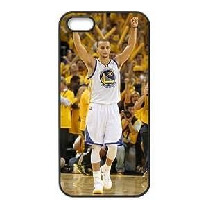 Custom Stephen Curry Basketball Series Iphone 5,5S Case JN5S-1936