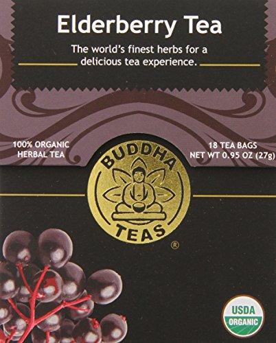 Buddha Teas Elderberry Count Pack