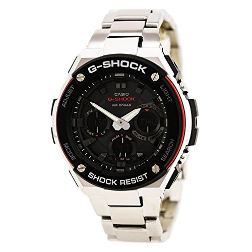 Casio G Shock G Steel Chronograph GSTS100D 1A4 product image