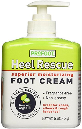 - Profoot Care Heel Rescue Superior Moisturizing Foot Cream, 16 Oz (Pack of 2)