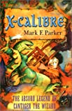 X-Calibre, Mark Parker, 0786708026