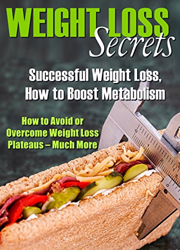 Weight Loss Secrets Successfully Metabolism ebook product image