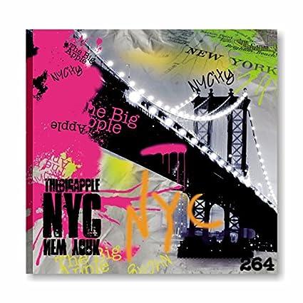 Quadri X Camera Da Letto.Quadri L C Italia New York Pop Art Quadro Moderno Su Tela Canvas