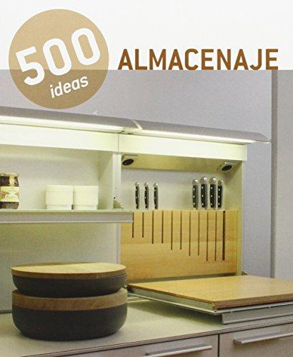 Descargar Libro Almacenaje. 500 Ideas Vv.aa.