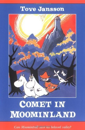 Comet in Moominland by Tove Jansson published by Farrar, Straus and Giroux (BYR) (1991)