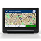 7' HD Car GPS Navigation System for Car Trucks Sat Navi GPS Navigator with Free Maps Lifelong Update (No Camera)