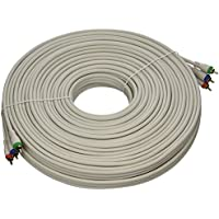 Steren 254-575IV 75-Feet Ivory Component Video Cable