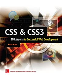 CSS & CSS3: 20 Lessons to Successful Web Development: 20 Lessons to Successful Web Development [ENHANCED EBOOK]