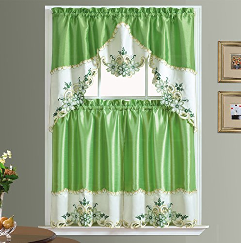 bright kitchen curtains - 8