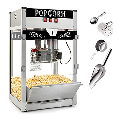 Olde Midway Commercial Popcorn M...