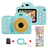 Best Camera For Kids - Themoemoe Kids Camera, Camera for Kids Video Cameras Review