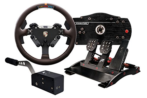 Fanatec Clubsport Rally Bundle