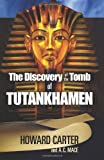 Front cover for the book The Discovery of the Tomb of Tutankhamen by Howard Carter