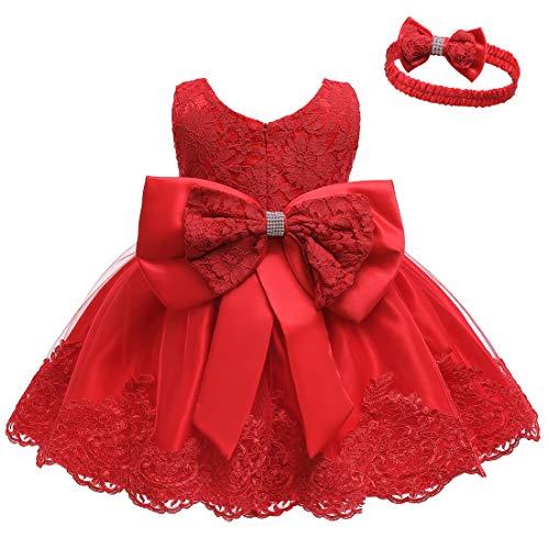 Sleeveless Girls Dress - 2