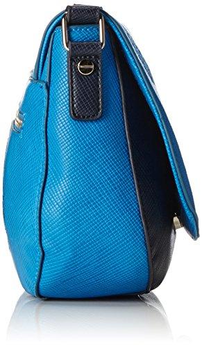 Cross Women's Varsovia Bag Blue Desigual Juliet Body Blauducados ZPikXuTwO