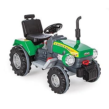 Siva Siva05 210 12V Super Tractor - Juguete (Producto con Enchufe de UK): Amazon.es: Juguetes y juegos
