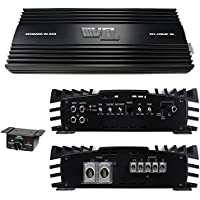 American Bass VFL Comp 3K Class D 2900W SPL Mono Amplifier