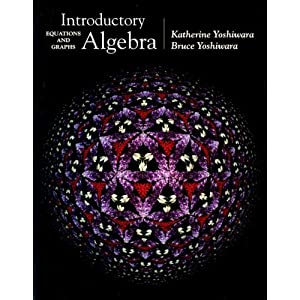 Introductory Algebra: Equations and Graphs (with CD-ROM, BCA/iLrn(TM) Tutorial, and InfoTrac)