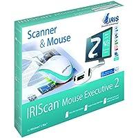 IRIScan Executive 2 Portable Scanning Mouse