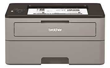 Brother HLL2350DW - Impresora láser monocromo con Wifi y dúplex + Brother TN-2420 Laser cartridge 3000 páginas Negro tóner y cartucho láser