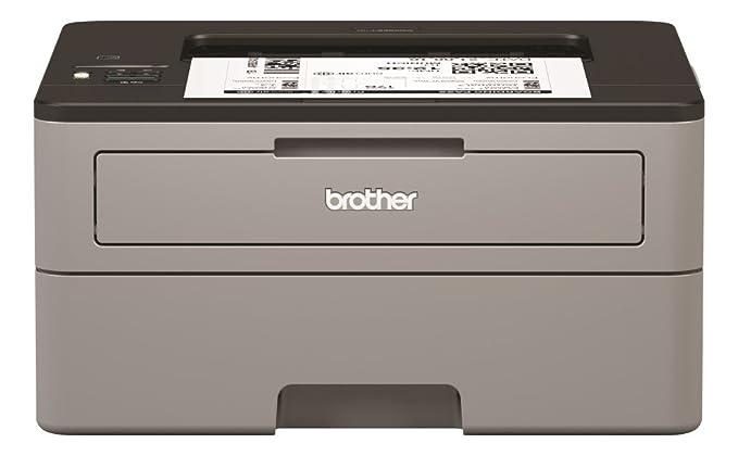 Brother HLL2350DW - Impresora láser monocromo con Wifi y dúplex + Brother TN-2420 Laser cartridge 3000 páginas Negro tóner y cartucho láser